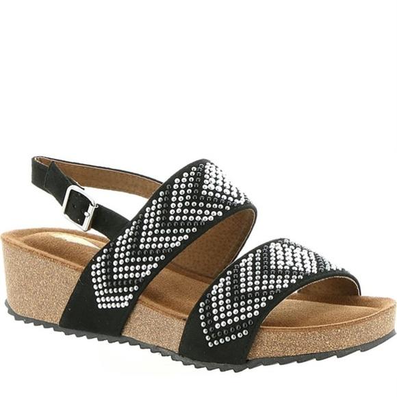 Volatile brand sandals. New